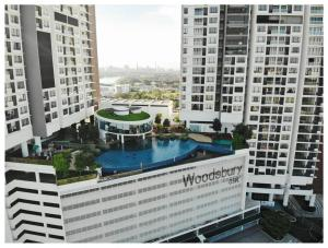 A view of the pool at Merveille Woodsbury Suite 6 or nearby