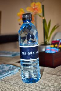 Drinks at DEI GRATIA GUESTHOUSE