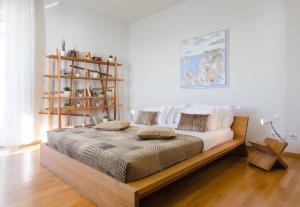 Posteľ alebo postele v izbe v ubytovaní Villa Paulina