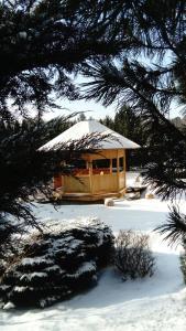 Олимп Отель зимой