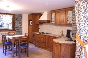 Cucina o angolo cottura di Maison Chante Lune