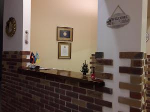 Лобби или стойка регистрации в Panoramic Hostel