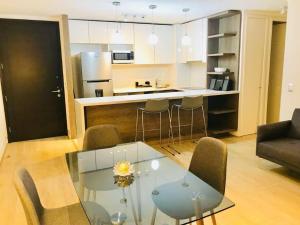 Una cocina o zona de cocina en Sofistic Apartments