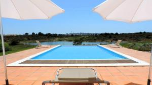 The swimming pool at or near Villa Martin