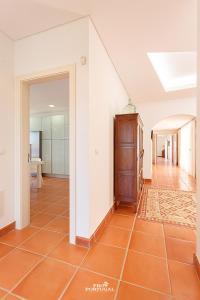 A bathroom at Villa Martin