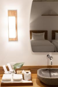 A bathroom at Home Chiang Mai