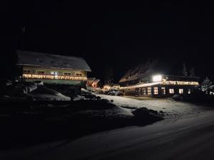 Gasthof Draxlerhaus v zimě