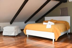 A bed or beds in a room at Plaium Montis