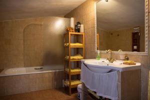 Un baño de Casa Rural Julian