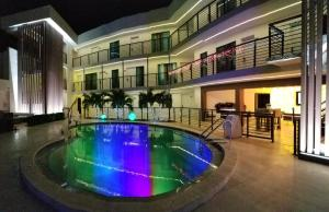 The swimming pool at or near Deco Boutique Hotel