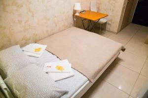 Кровать или кровати в номере Bolshaya Morskaya 7