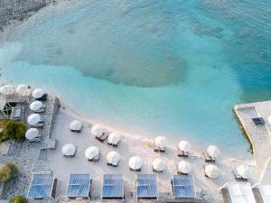 A bird's-eye view of Radisson Blu Beach Resort, Milatos Crete
