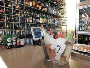Drinks at Hospedium Hotel Boutique Cañitas SPA.