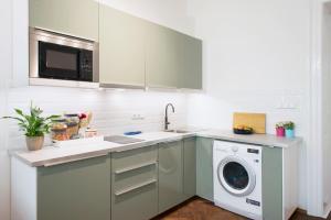 Küche/Küchenzeile in der Unterkunft Kent Ridge Loft (Lublanska)