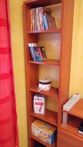 Biblioteka u apartmanu