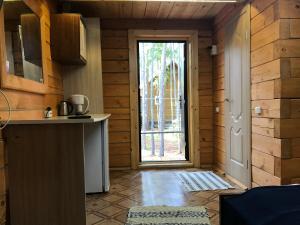 Кухня или мини-кухня в Bagulnik Guesthouse