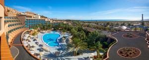 Een luchtfoto van MUR Faro Jandia Fuerteventura & Spa