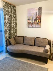 A seating area at Karlson Boutique Apart Hotel