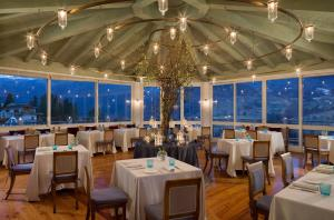A restaurant or other place to eat at Cristallo, a Luxury Collection Resort & Spa, Cortina D 'Ampezzo