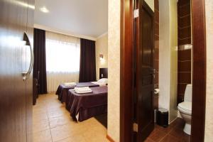 Ванная комната в Гостиница Рич Хаус