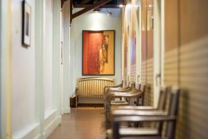 A seating area at Tanaya Bed & Breakfast