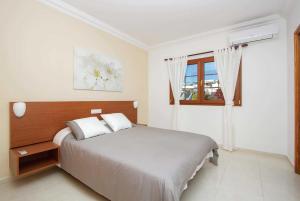 Cama o camas de una habitación en Cactus