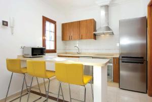 Una cocina o zona de cocina en Cactus
