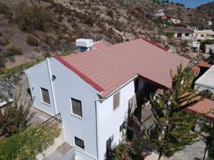 A bird's-eye view of Danai Village House