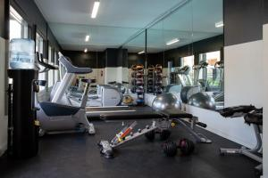 The fitness center and/or fitness facilities at Hotel Ketchum