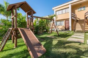 Children's play area at Hotel Latitud