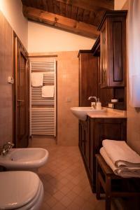 Ванная комната в Achillea B&B
