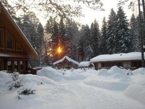 «Верижица» зимой