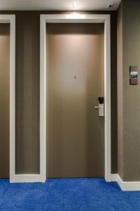 Een badkamer bij Hampton By Hilton Amsterdam Arena Boulevard