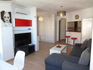 Zona de estar de Apartamento Peñalver 813