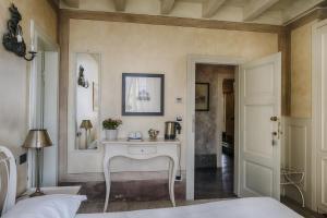 Een badkamer bij Relais Villa Vittoria