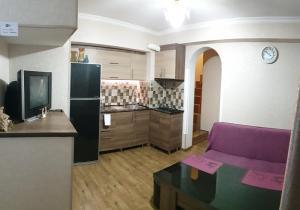Гостиная зона в Apartment on Sundukiani Street Lane