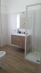 A bathroom at Casa Relax Fam. D'Amata