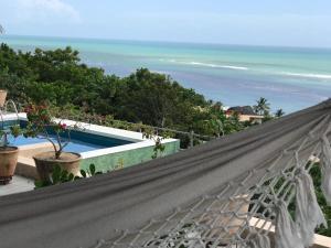 Uma vista da piscina em Hotel Maitei ou nos arredores