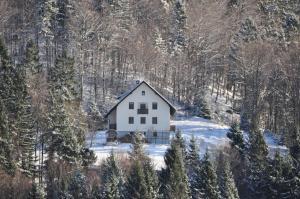 Apartments Pri Marjetki v zime