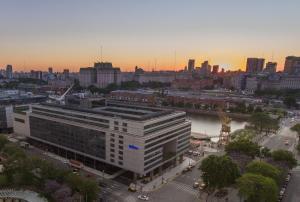 A bird's-eye view of Hilton Buenos Aires