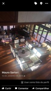 A restaurant or other place to eat at Estancia Peti