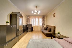 Гостиная зона в Sokolniki-park Vigvam24