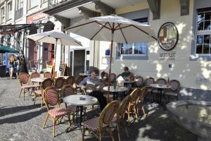 Ресторан / где поесть в Hotel Limmathof