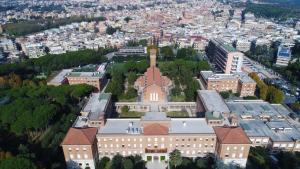 Uma vista aérea de Casa La Salle - Casa Religiosa