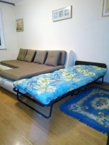 Гостиная зона в Domumetro na Yuzhnoy