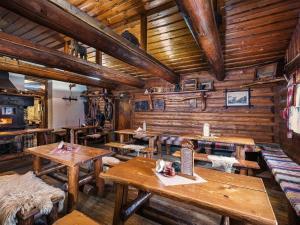 Restaurace v ubytování Hotel Diery