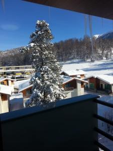Apartment in ORBI PALACE зимой