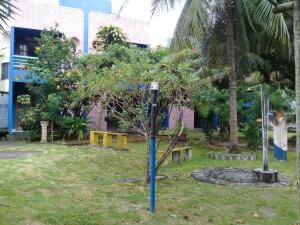 Children's play area at Estrela do Mar