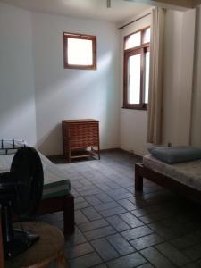 A seating area at Estrela do Mar