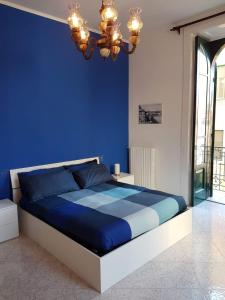 """A bed or beds in a room at Casa Senatore """"Dolci Vacanze"""""""